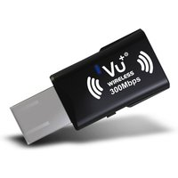 VU+® Wireless USB Adapter 300 Mbps incl. WPS Setup bei HM-Sat