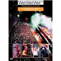 Wet Wet Wet - Playing Away at Home (DVD) bei VideoBuster.de